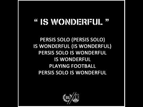 Persis Solo Is Wonderfull ~ Chants Persis Solo