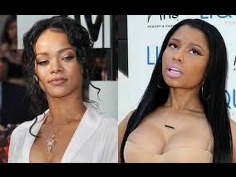 Lil Kim VS Nicki Minaj VS Rihanna VS Beyonce THE TEAM SYNDROME