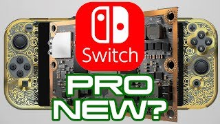 Nintendo Switch Pro is not what you think it is...