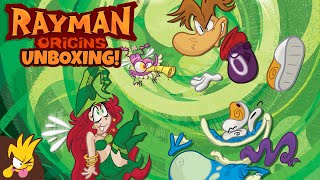 Rayman Origins Collectors Edition and other Goodies