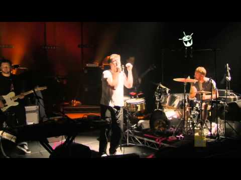 LCD Soundsystem - New York I Love You + Empire State of Mind, Live at Hordern Theatre