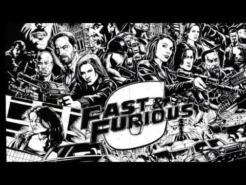 fast and furious 7 drawings