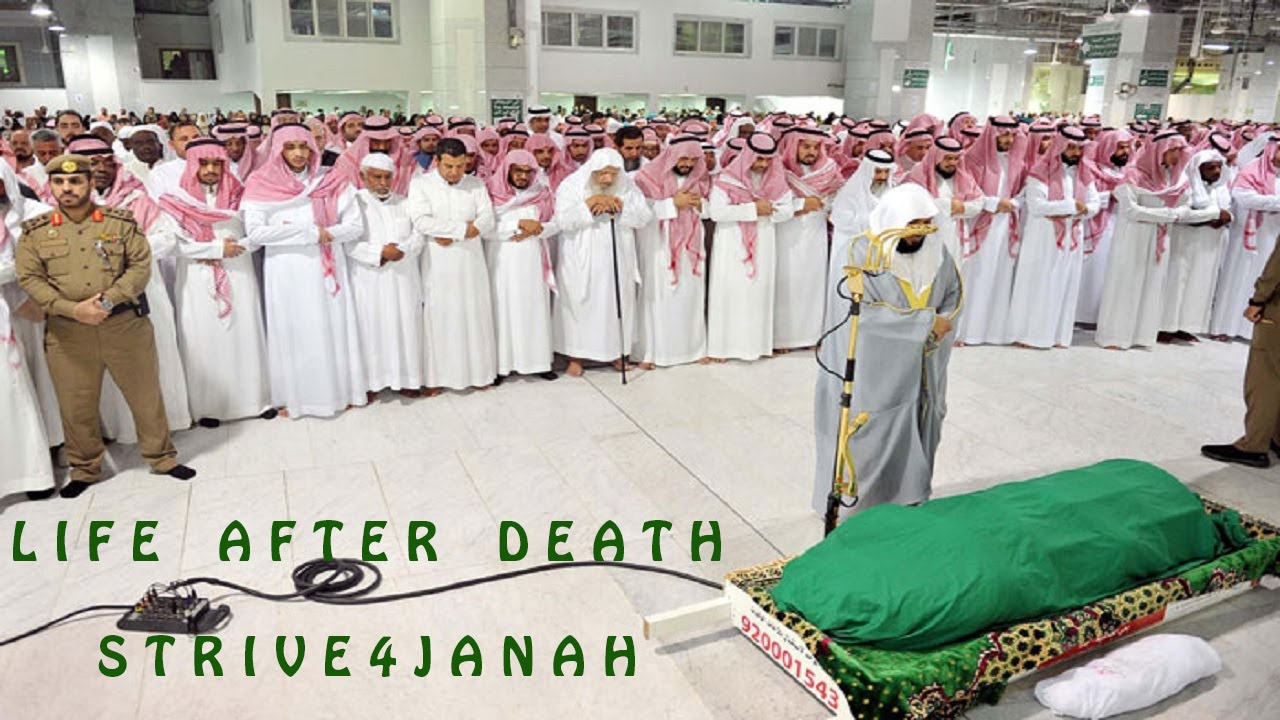 Beautiful Death you if you live your life by The Quran & Sunnah