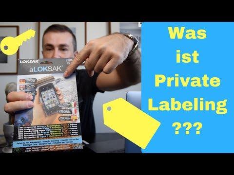 Private Labeling für Amazon FBA deutsch! Prviat Label Produkte und Hersteller nutzen