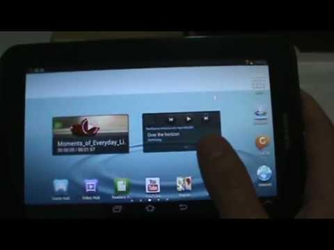 Samsung Galaxy Tab 2 P3110 - Review - Primeiras impressões - PT-BR - Brasil - 001