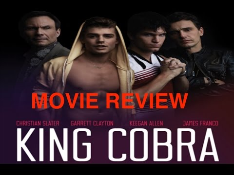 King cobra 2016 movie poster