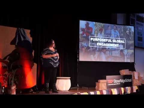 How Will the World Feed 9 Billion People by 2050? | Deirdre White | TEDxStoneRidgeSchool