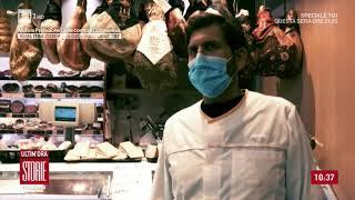 Coronavirus, Roma: le voci di chi lavora con il pubblico - Storie italiane 20/03/2020