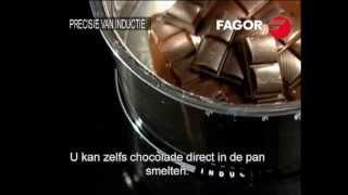 Inductie koken - Fagor