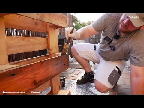 Holz IMPRÄGNIEREN im Außenbereich ☔️ Pictolor Holzimprägnierung