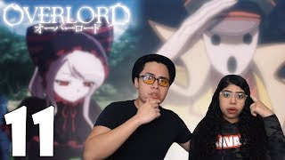 Overlord Season 1 Episode 11 Reaction and Review! SHALLTEAR IS MIND CONTROLLED? FIGHT ABOUT TO START