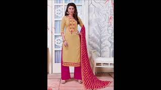 Classy collection of Casual Salwar Suits