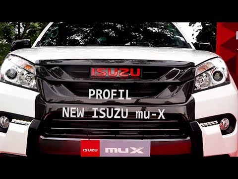 Video Profil New Isuzu mu-X