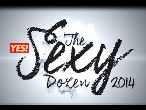 YES! The Sexy Dozen 2014