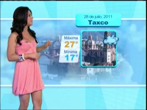 Aylen del Toro Pronostico del Clima