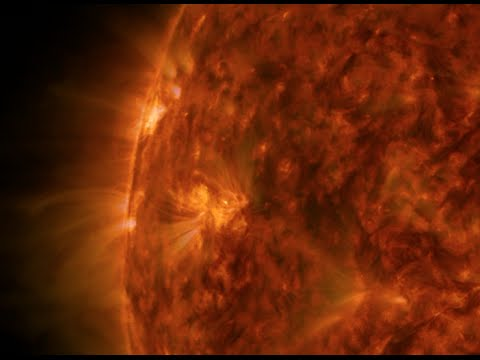 Earthquake Breakthrough, Solar Filaments Snap | S0 News Feb.2.2016