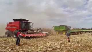 CASE IH 6140 VS JOHN DEERE S 660