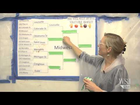 NCAA Bracket Picks - Midwest Region - March Madness