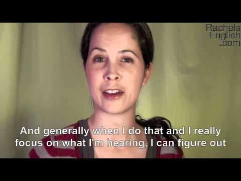 Get More from the Videos – Rachel's English American English Pronunciation