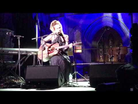 Maria McKee  St Patricks Cathedral TradFest 2017   Life Is Sweet