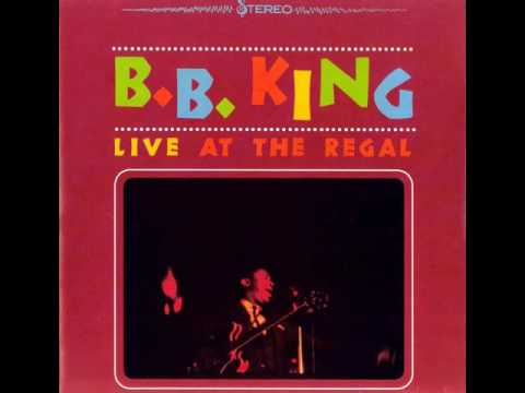B.B. King - Every Day I Have The Blues - Live At The Regal