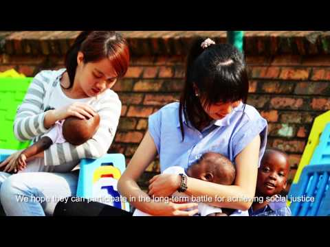 CUHK I‧CARE Introduction video (English version)