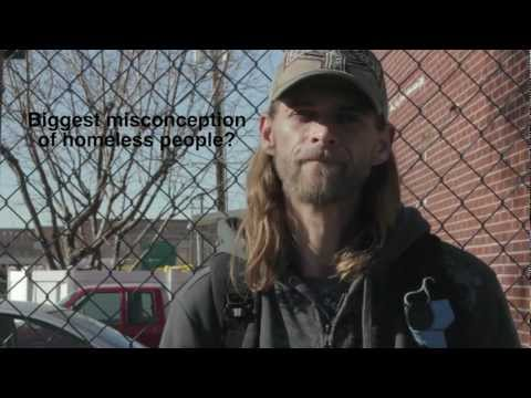 Homeless People Interviews