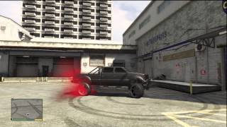 GTA 5: FULLY CUSTOMIZED Vapid Sandking MonsterTruck (Ford Bronco Bowler Wildcat) LosSantos Customs