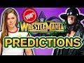WWE WRESTLEMANIA 34 Predictions