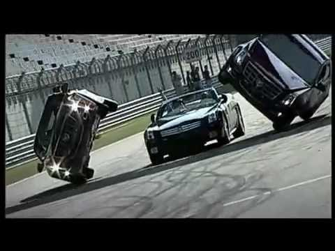 Cadillac CTSV Cool Stunt Team Commercial Shanghai China Carjam TV HD Car TV Show 2013