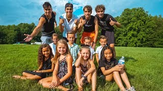 MEETING THE MINI DOBRE BROTHERS NEW GIRLFRIENDS!