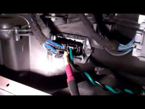 Inoperative blower motor 2005 Dodge Caravan part 1