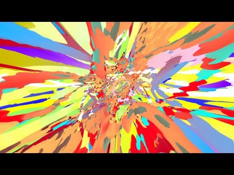 Max Cooper - Gravity Well - Official Video by Vicetto (view from inside a black hole)