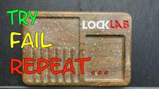 (1466) LockLab Pinning Tray Experiments
