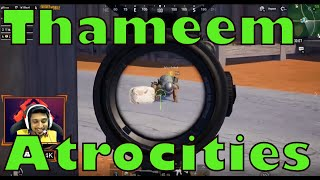 Tameem atrocity,Funny moments,