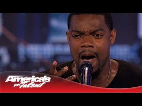 Travis Pratt Surprises the Judges and His Girlfriend - America's Got Talent
