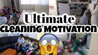 Ultimate Cleaning Motivation / Speed cleaning/ Power hour / Clean With Me /