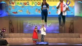 Swarabhishekam - స్వరాభిషేకం - Tippu & Harini Performance - 5th Jan 2014
