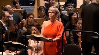 Joyce DiDonato records Berlioz: Les Troyens - Adieu Fière Cité (Didon)
