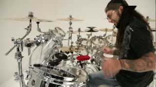 Mike Portnoy Performs at the LP Studio
