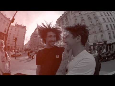 Paris? Trust In Dustin Dollin | #TrulyLiveParis | Volcom Skateboarding