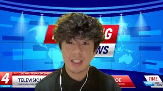 【FDNニュース】仕事中にピアスを開ける新人