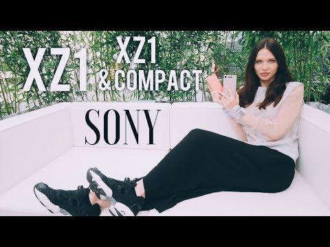 SONY XZ1 И XZ1 COMPACT: НЕОЖИДАННО ПЕРВЫЕ – IFA 2017