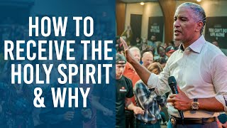 HOW TO RECEIVE THE HOLY SPIRIT & WHY (MANNA FROM HEAVEN) WITH PROPHET ED CITRONNELLI