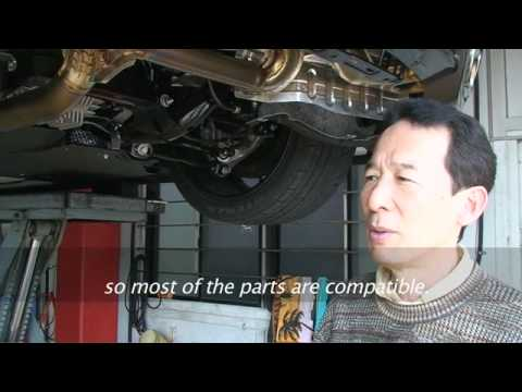 MINE'S GT-R SPEC V - New Engine Upgrade in Detail - GT Channel Exclusive -