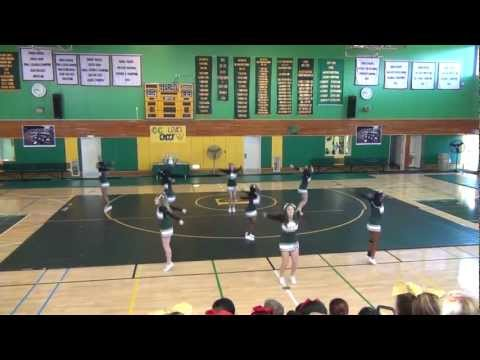 Highlights: Edgren Cheer Squad - 2012 Far East Competition