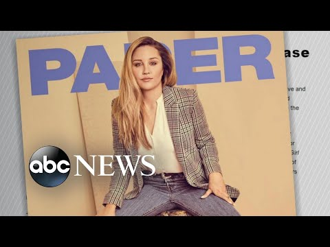 Amanda Bynes opens up about past drug use, quitting acting and getting sober