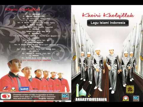 Full Album Anaasyidusshafa Bangkalan Album Khoiril Kholqillah  (Lagu Islami Indonesia)