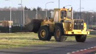 HANOMAG 55D wheel loader