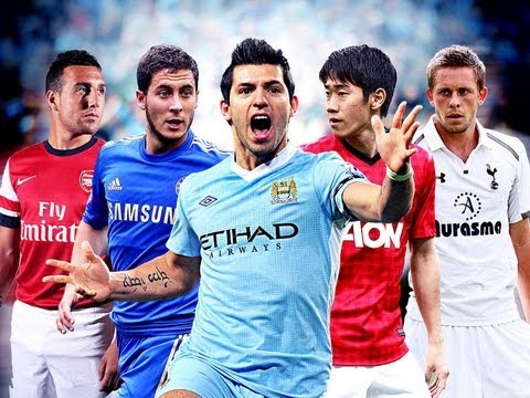 Premier League 2012/13 - Season Review